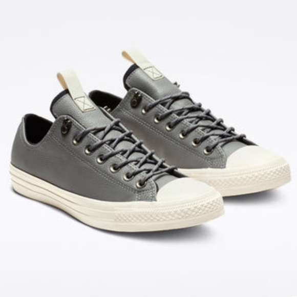 NWT Converse All Star Desert Storm Leather Low Top NWT